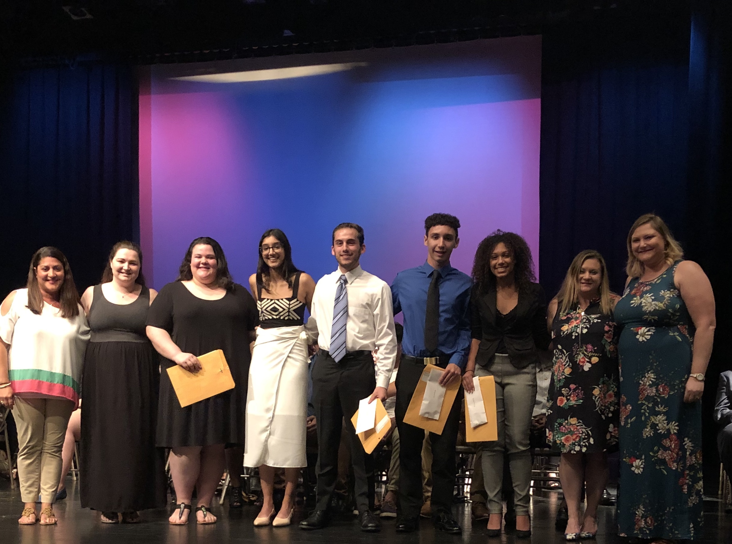 Recipients 2019